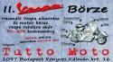 Második Vespa börze a Tutto Moto-nál!
