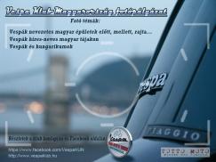 Vespa Klub Magyarország tavaszi fotópályázat