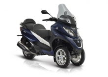 Piaggio Piaggio MP3 500 Business HPE ABS/ASR E4