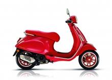 Vespa Vespa Primavera 125 RED Euro 5