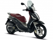 Piaggio Piaggio Beverly Sport Touring 350 ie ABS
