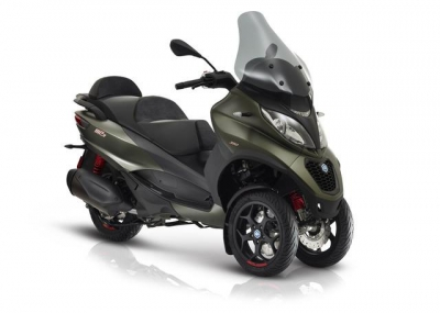 Piaggio Piaggio MP3 350 ie ABS/ASR E4